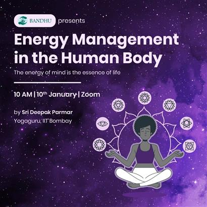Energy  Management in the Human Body
